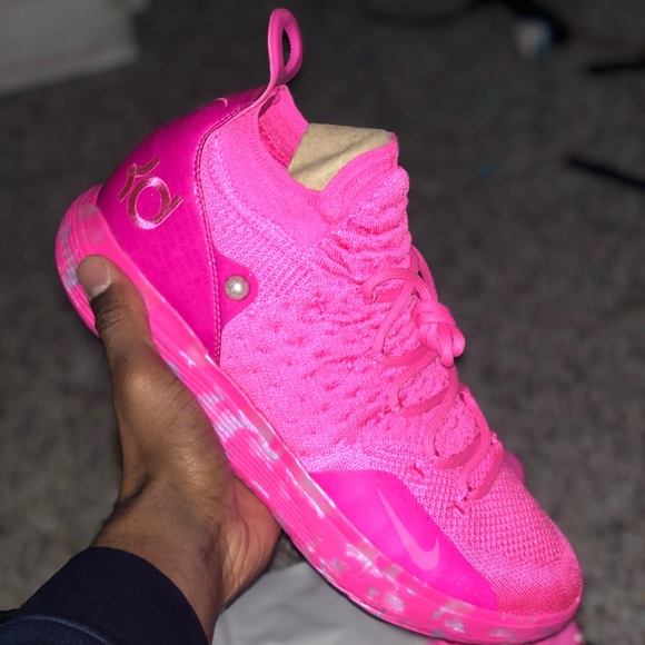 pink kd 11 aunt pearl Kevin Durant